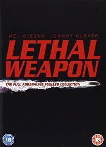 Lethal Weapon : The Complete Collection (4 Disc Box Set) [DVD]