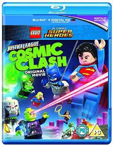 Lego: Justice League - Cosmic Clash [Blu-ray] [2016]