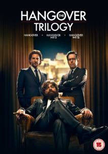 The Hangover Trilogy [DVD]