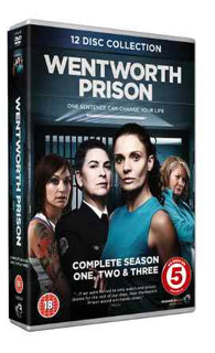 Wentworth Prison: Series 1-3 [DVD]