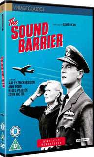 The Sound Barrier (Restored) [DVD] [1952]