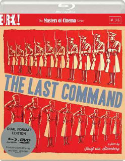 The Last Command (1928) [Masters of Cinema] (Blu-ray & DVD)