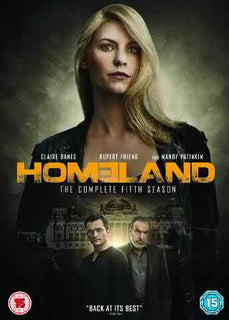 Homeland - Season 5 [DVD] [2015]