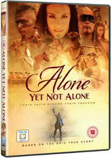 Alone Yet Not Alone [DVD]
