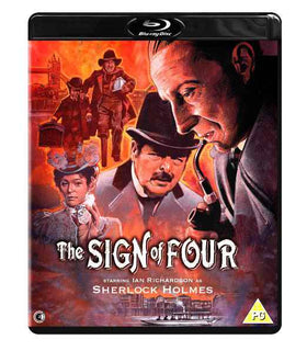 The Sign Of Four [Blu-ray]