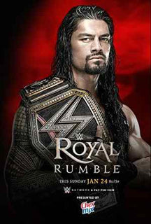WWE: Royal Rumble 2016 [Blu-ray]