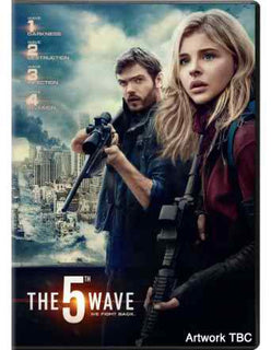 The 5th Wave [DVD] [2016]