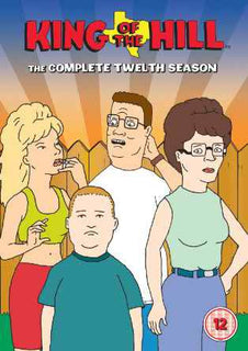 King Of The Hill - Season 12 [DVD]