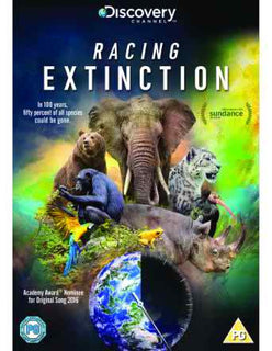 Racing Extinction [DVD] [2015]