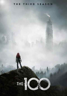 The 100 - Season 3 [DVD]