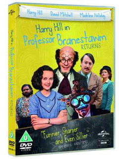 Harry Hill In Professor Branestawm Returns [DVD] [2015]