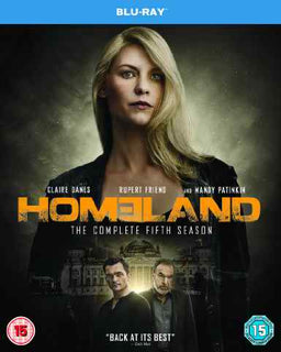 Homeland - Season 5 [Blu-ray] [2015]