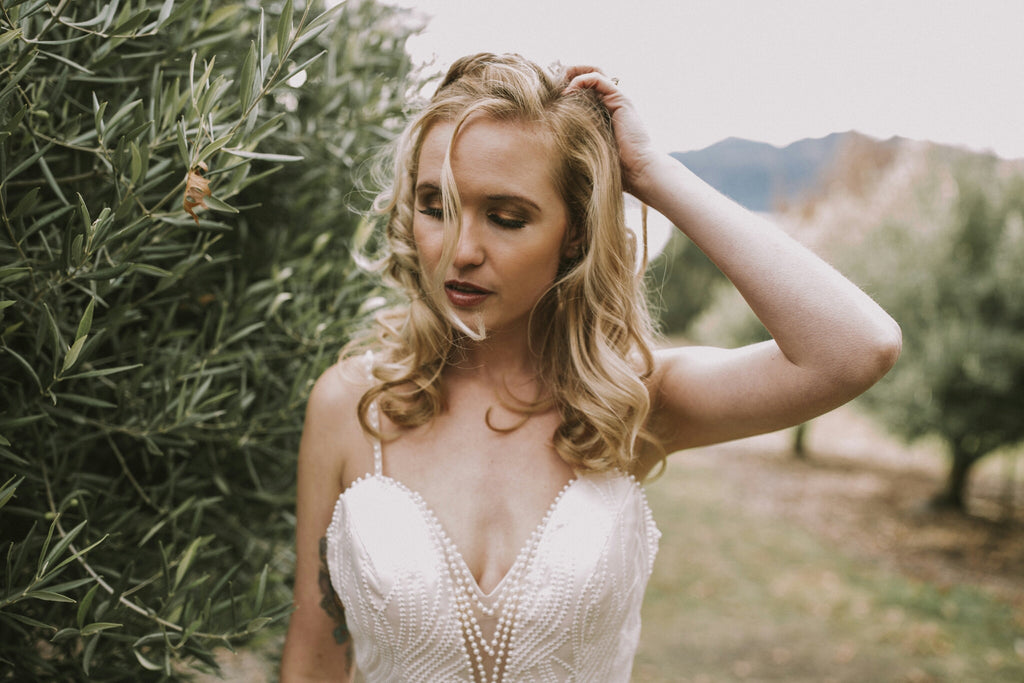 Olive Grove Styled Shoot