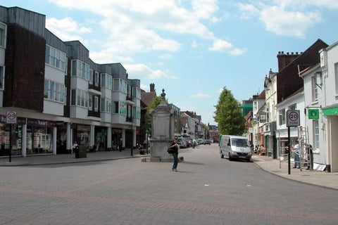 Petersfield High Street