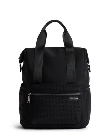 The Jetson Bag (BLACK) Neoprene Convertible Baby / Travel Bag