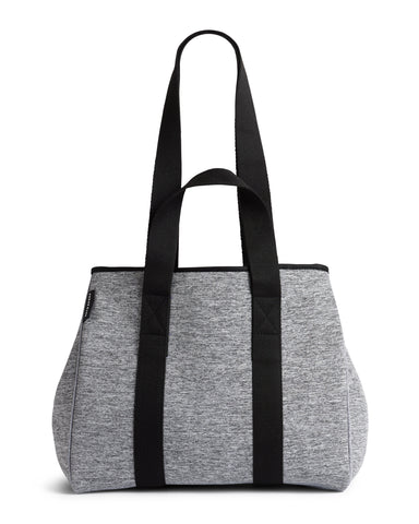 The XXS Bag (LIGHT GREY MARLE) Neoprene Crossbody / Hand Bag