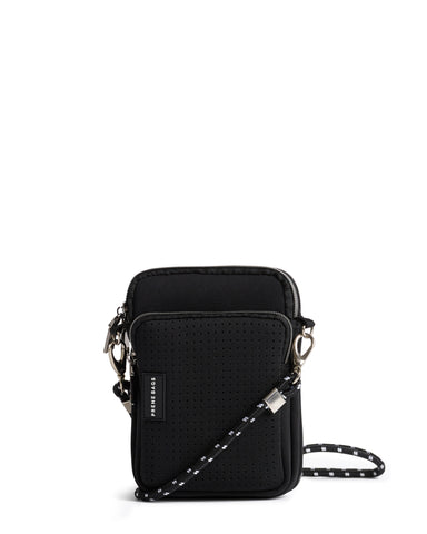 The Bum / Waist / Chest Bag (BLACK) Neoprene Bag