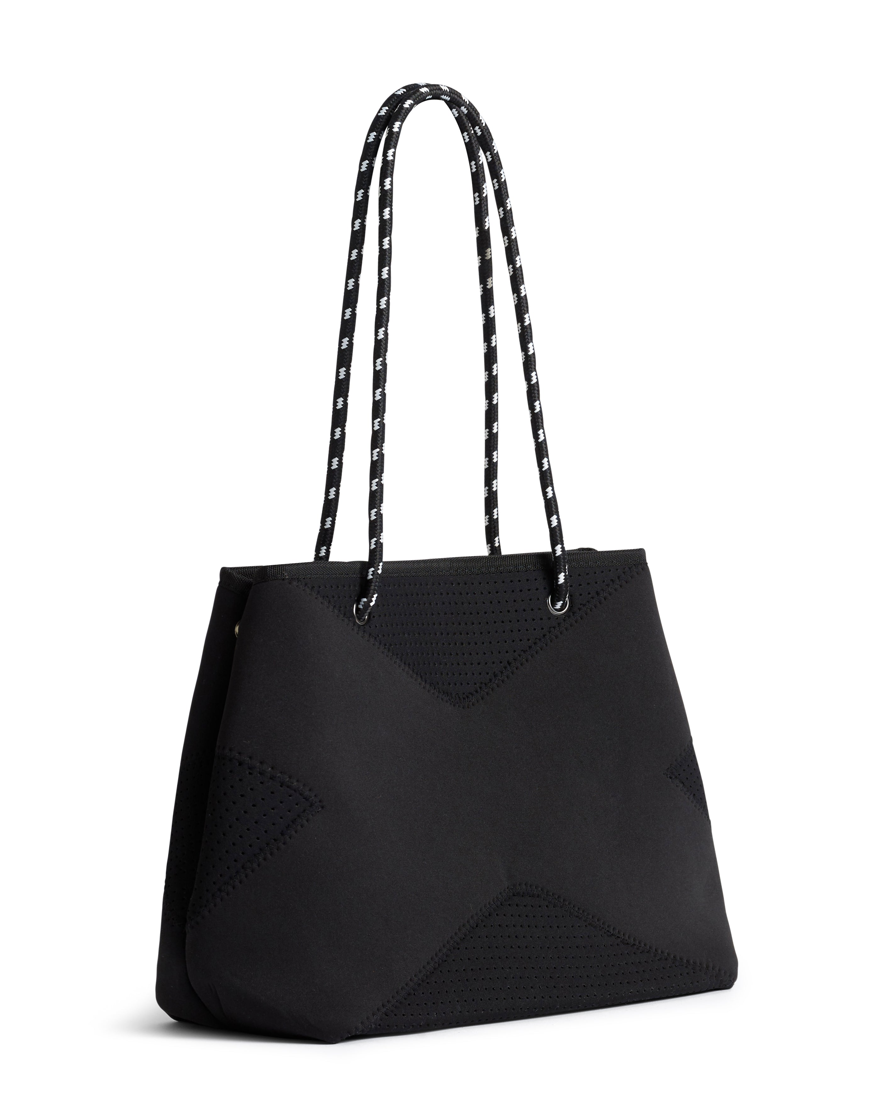 The X Bag (BLACK) Neoprene Tote Bag