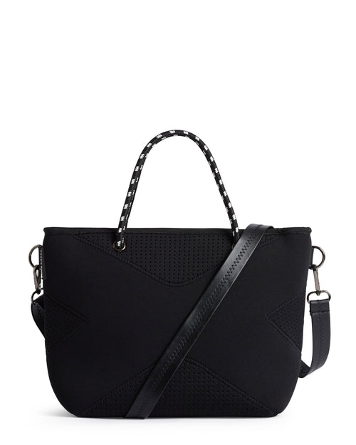 The XS Bag (BLACK) Neoprene Crossbody / Hand Bag