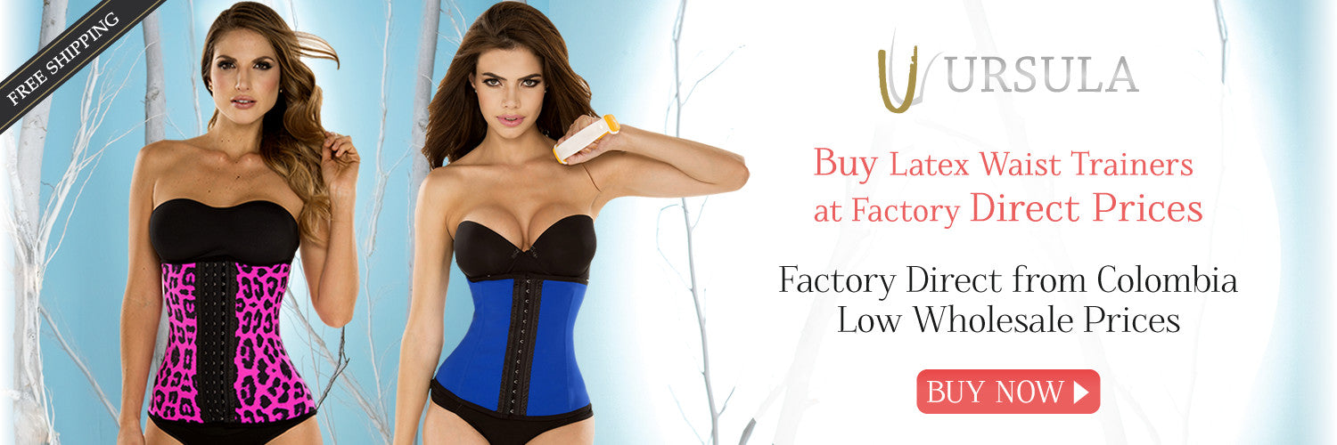 Ursula Waist Cinchers and Body Shapers
