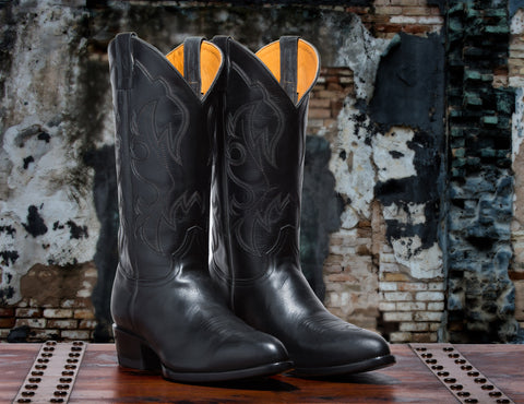 Rickshaw Men's <br>Original Black Boots