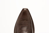 "ALVIES ""The Kole"" <br> Dark Brown Men's Snip Toe"