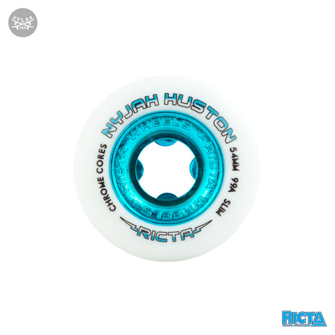 Ricta Wheels Nyjah Huston Chrome Core 54mm