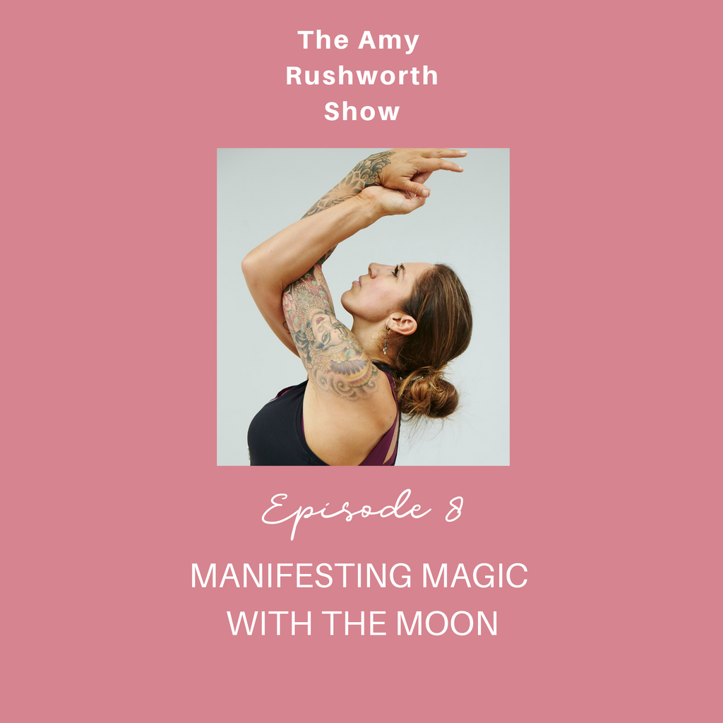 Episode 8: Manifesting Magic with The Moon with Kirsty Gallagher