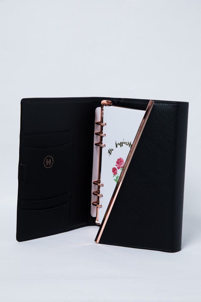 Leather Binder | Black | 2019 Inserts