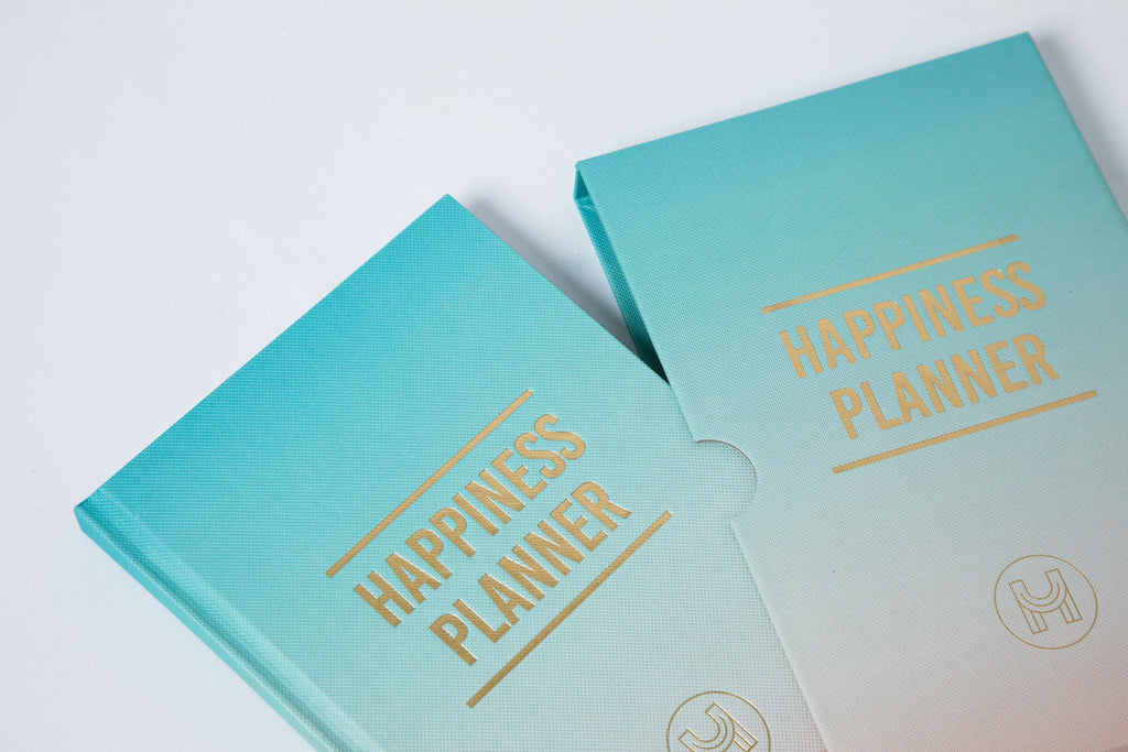 The 100-Day Planner | Mint & Peach