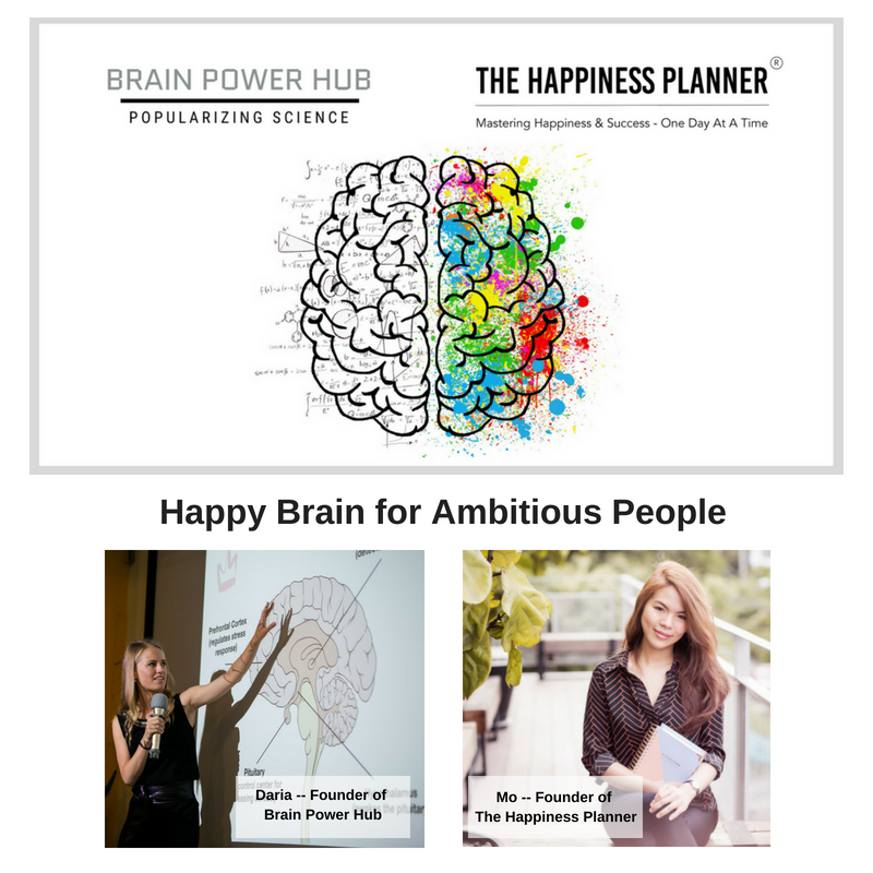 Happy Brain for Ambitious People