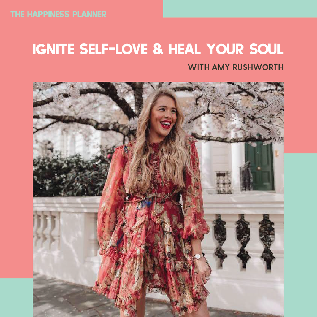 Workshop: Ignite Self-Love & Heal Your Soul