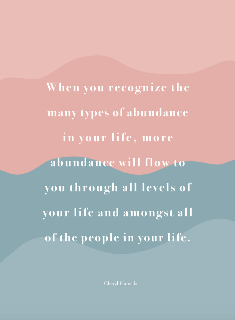 Explore Your Inner World | Abundance Journal