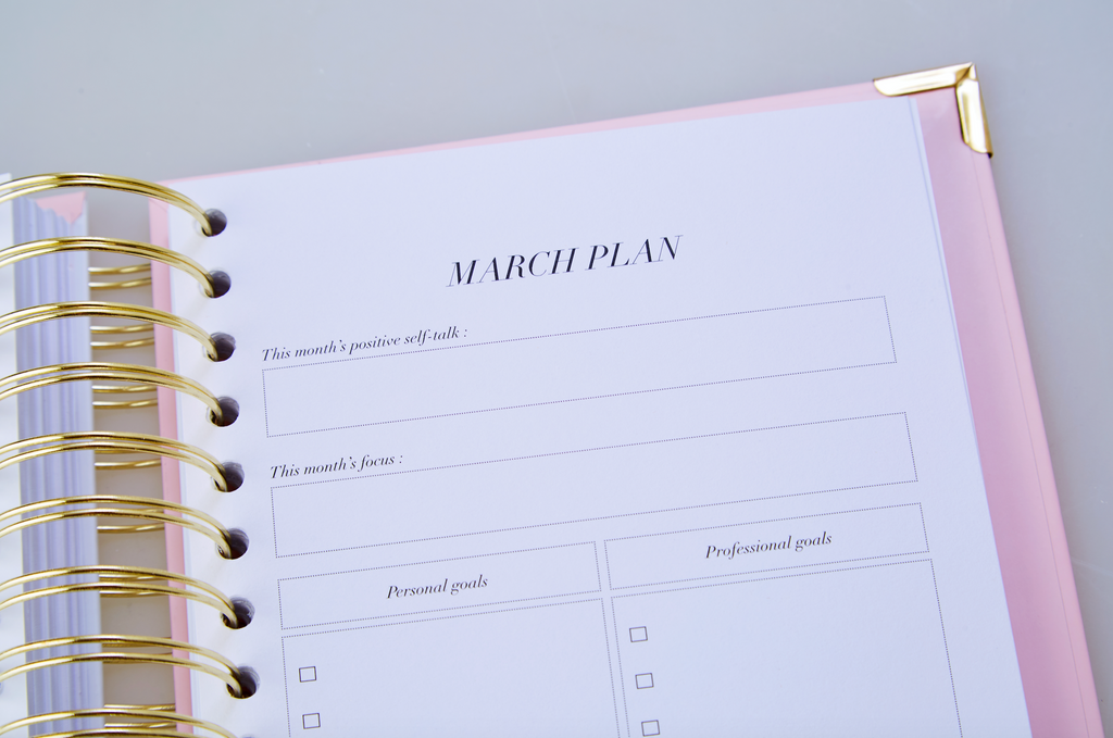 The Happiness Planner | July'18-June'19 | Daily