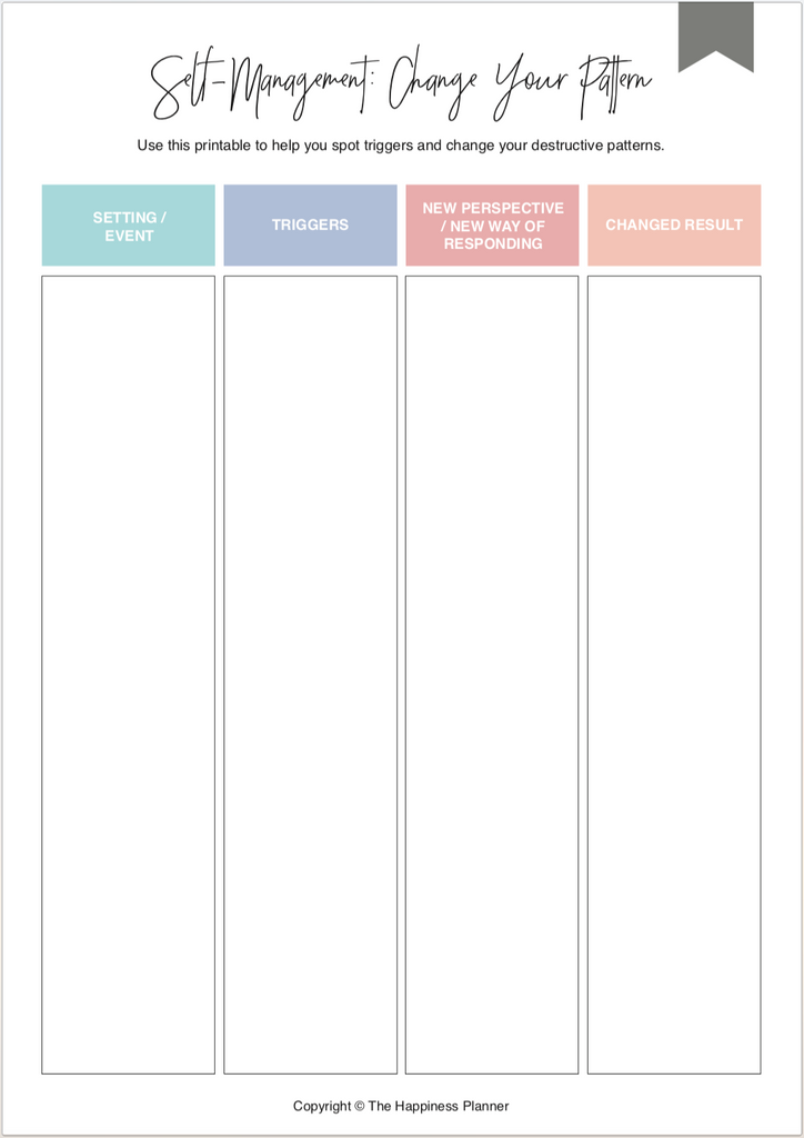photo about Printable referred to as Printables: #Habit The Pleasure Planner®(Ecu)