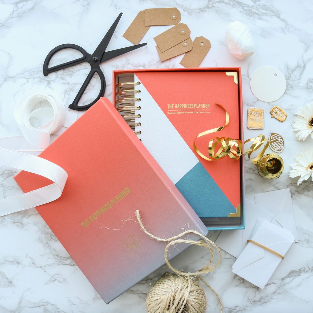 The Happiness Planner® | July'19-June'20 | Academic Planner