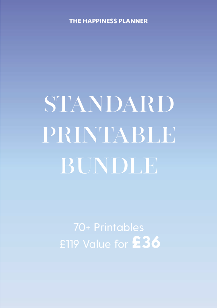 Standard Printable Bundle