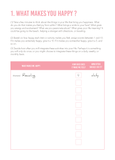 The 100-Day Planner (undated) x 1 - The Happiness Planner®