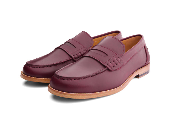 Penny Loafer Bordaeux Portus Novo