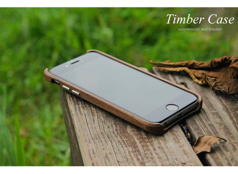 buy online a4348 1c4ee APPLE iPhone 5 | 5s | SE | 6 | 6s | 6+ | 6s+ | 7 | 7+ Timber Wood Case