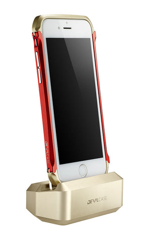 DevilCase Aluminum Charging Dock for iPhone