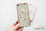 APPLE iPhone 6+ | 6s+ Back Cover Skin - TRAVEL THE WHOLE WORLD