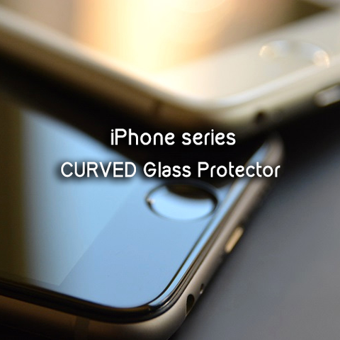DevilCase CURVED FULL Glass Screen Protector for APPLE iPhones 8 | 8+ | 7 | 7+
