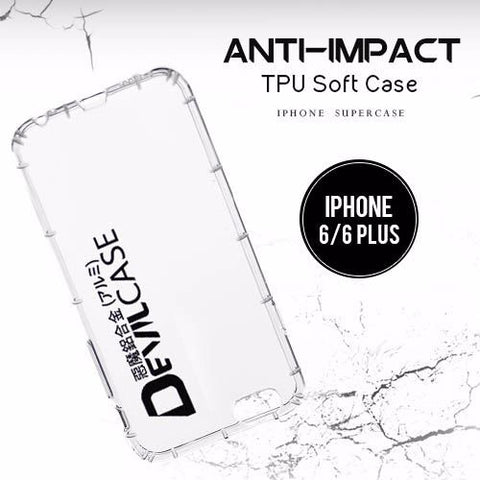 DevilCase Anti-Impact TPU Case - APPLE iPhone 6 | 6s (SERIES 1)