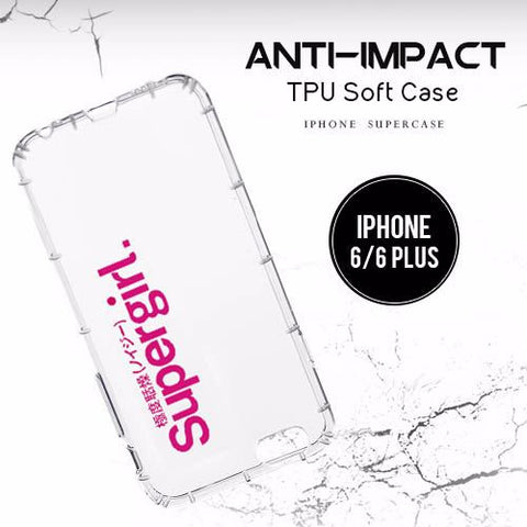 DevilCase Anti-Impact TPU Case - APPLE iPhone 6+ | 6s+ (SERIES 2)