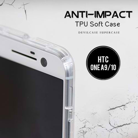 DevilCase Anti-Impact TPU Case - HTC