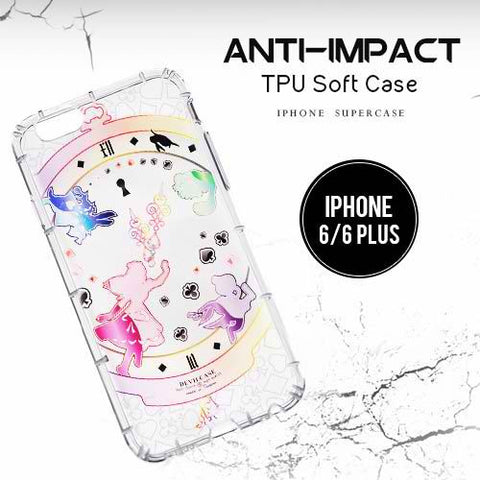 DevilCase Anti-Impact TPU Case - APPLE iPhone 6 | 6s (SERIES 3)