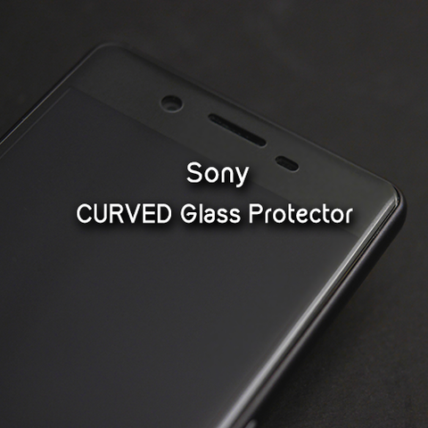DevilCase CURVED Glass Screen Protector for SONY XZ Premium, XZ, XZs, X Compact, X, XA, XP