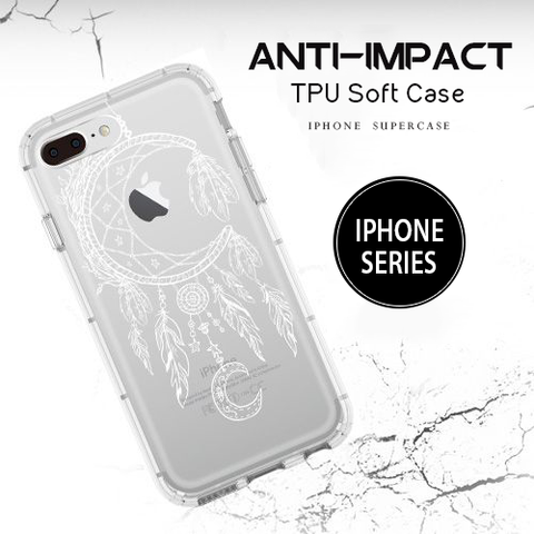 DevilCase Anti-Impact TPU Case - APPLE iPhone 7 | 7+ | 8 | 8+ (SERIES 2)