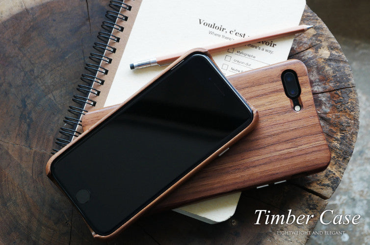 DevilCase Philippines Wood Case